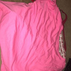 Tops - Taylor Swift 1989 Tour Pink Shirt